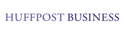 Huffpost business logo